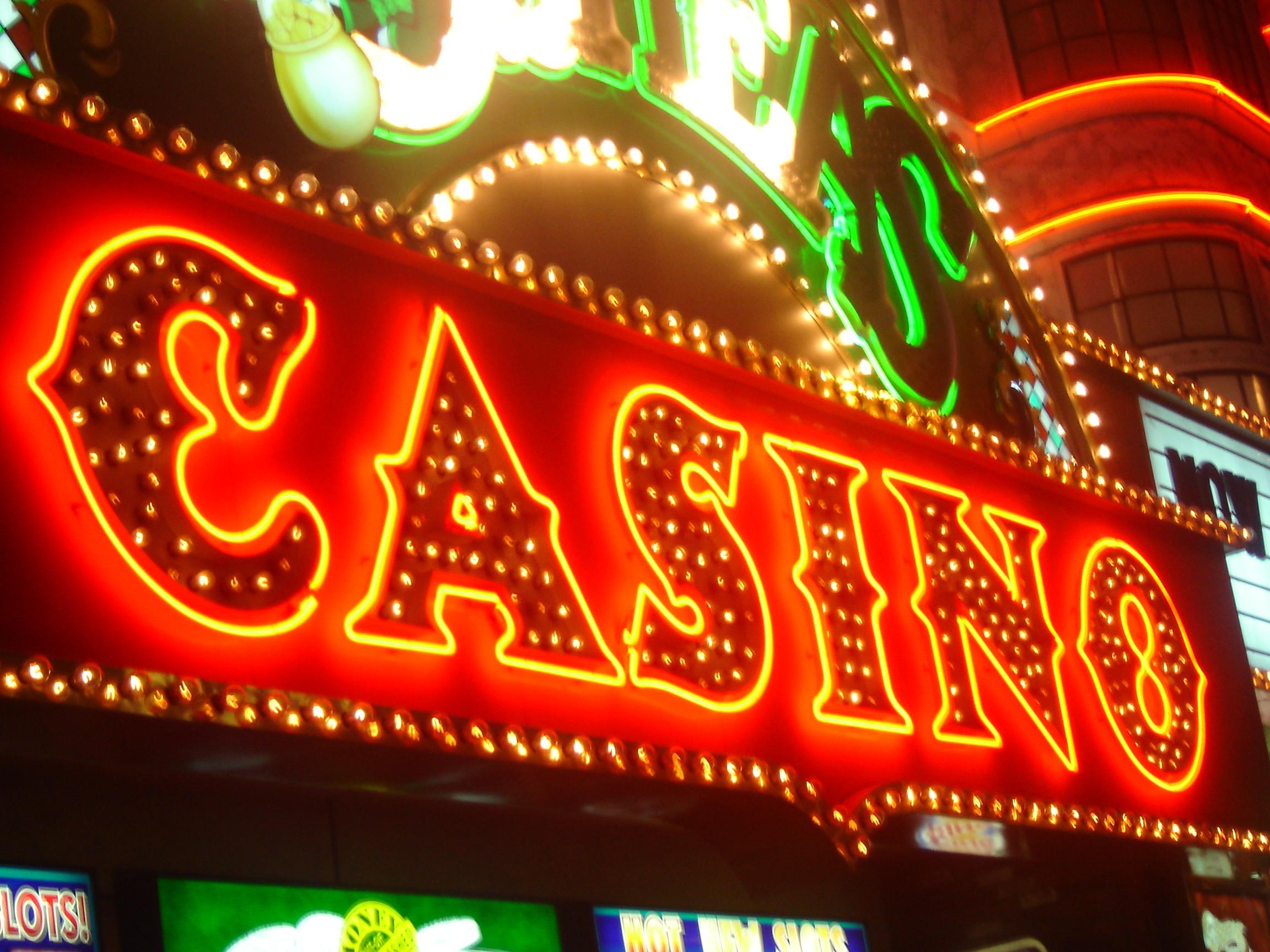 казино белое черное